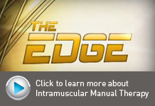 KinetaCore Education featured on Terry Bradshaw's Show, The Edge. Demonstrating the use of Functional Dry Needling